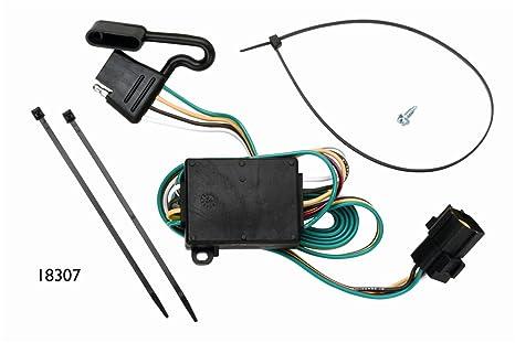 amazon com vehicle to trailer wiring harness connector for 03 06  kia trailer wiring harness #15