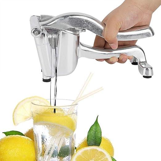 Compra Jadpes Exprimidor de limón, Exprimidor Manual de cítricos ...
