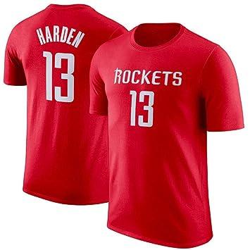 CCKWX Camiseta De Baloncesto para Hombre - Camiseta De ...