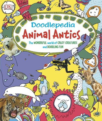 Download Doodlepedia: Animal Antics pdf