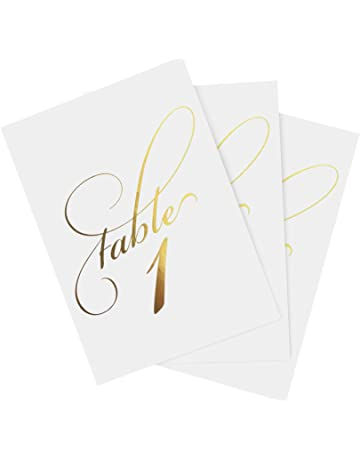 Amazon Com Place Cards Place Card Holders Home Kitchen Place