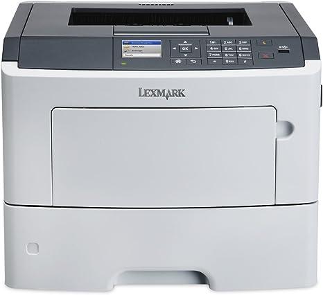 Amazon.com: Impresora láser monocromática Lexmark MS610dn ...