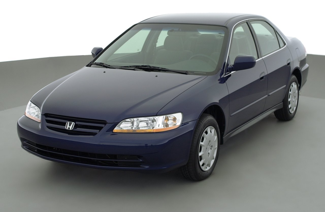 2001 Honda Accord DX, Automatic Transmission ...