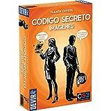 Devir Código Secreto con imágenes, juego de tablero (BGCOSEIM)