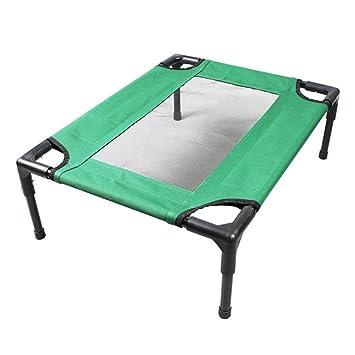 mixse elevada Pet cama interior/exterior Camping Cuna para perros gatos: Amazon.es: Productos para mascotas