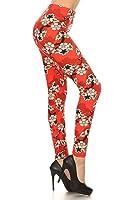 Leggings Depot Ultra Soft REGULAR and PLUS Popular Best Printed Fashion Leggings Batch3