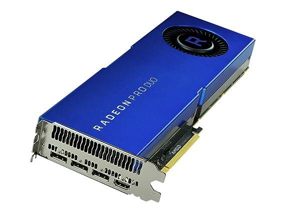 AMD 100-506048 - Tarjeta gráfica (Radeon Pro Duo, 32 GB ...
