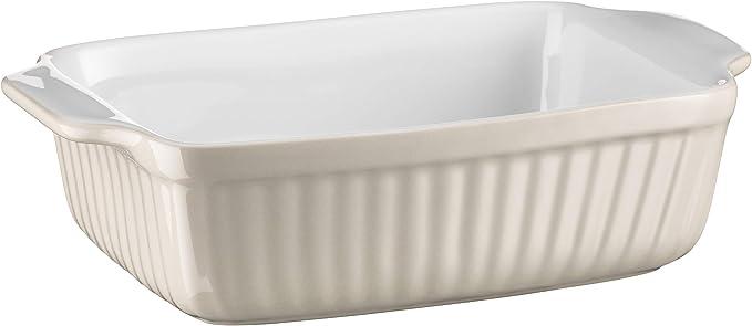 Fuente para horno Mäser 931489 Serie Kitchen Time, ideal para lasaña y tiramisú