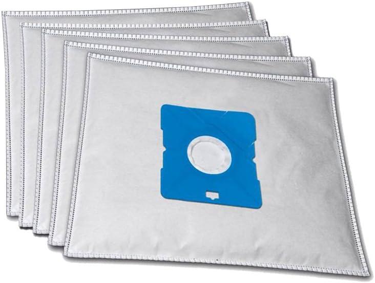 5 bolsas de aspiradora Premium Compatible para Ufesa Mousy Argenta: Amazon.es: Hogar