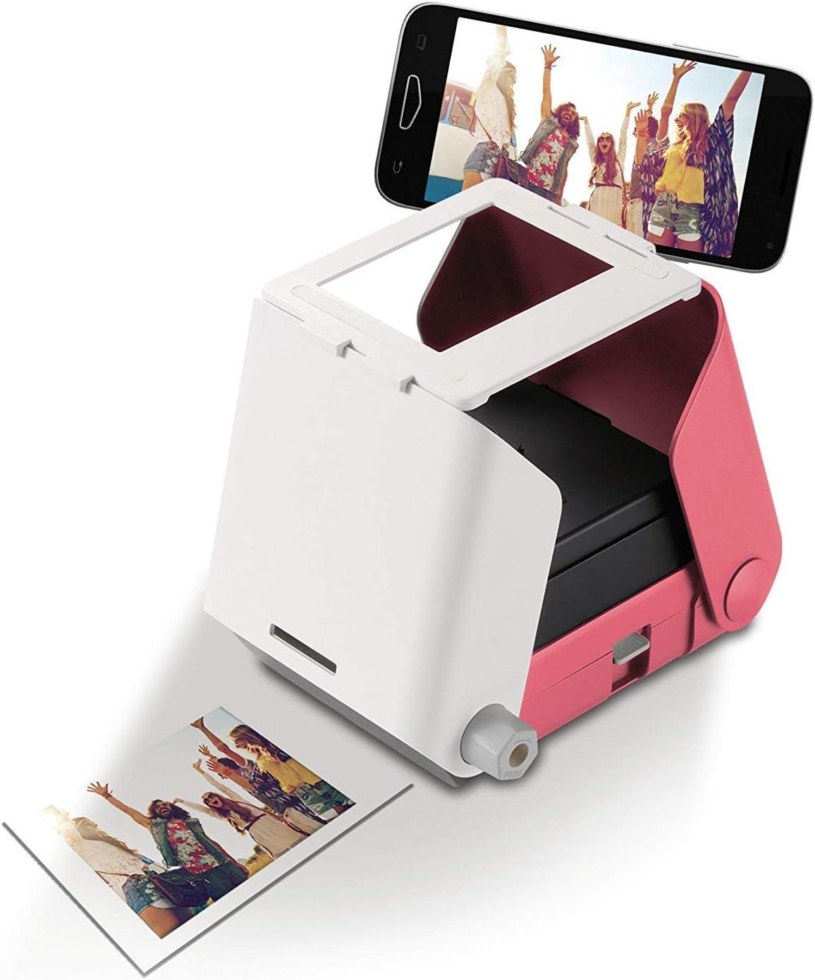 kiipix tm3362 Kit Impresora fotográfica para Smartphone con ...