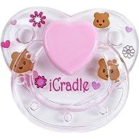 Docooler Reborn Doll Supplies Imán Chupete Reborns Baby Dolls Accesorios Color Aleatorio, Navidad o Regalos de cumpleaños (1 PC)