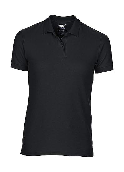 hot sale online 6238e 667c5 Gildan Komfort Sport-Poloshirt Herren Leicht taillierte Passform
