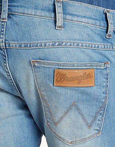 Shade Wrangler Bryson counter Uomo Jeans Blu XzOpXT