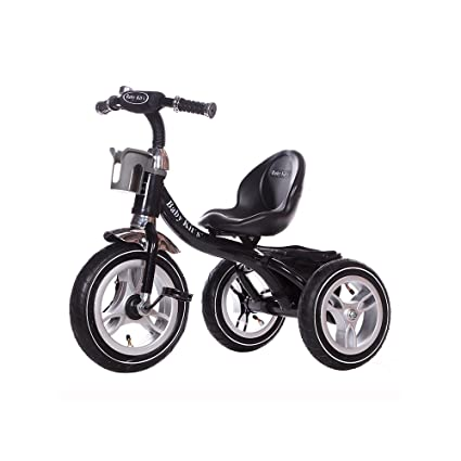 c35118de4fe Little Bambino RideOn Pedal Tricycle Children Kids Smart Design 3 Wheeler    CE Approved Air Wheels