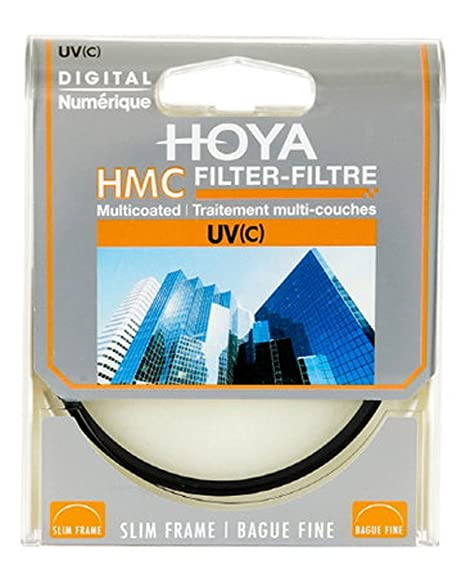 Hoya 77mm HMC Ultraviolet UV C  Slim Frame Multicoated Filter made in the Philippines Cameras   Photography