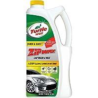 Turtle Wax T79S Shampoo con Cera Zip Wax, 1.9 Litros