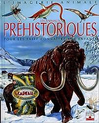 Les animaux préhistoriques : Pour les faire connaître aux enfants (1Jeu)