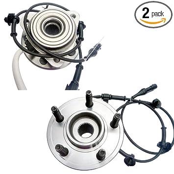 05 explorer wheel bearing