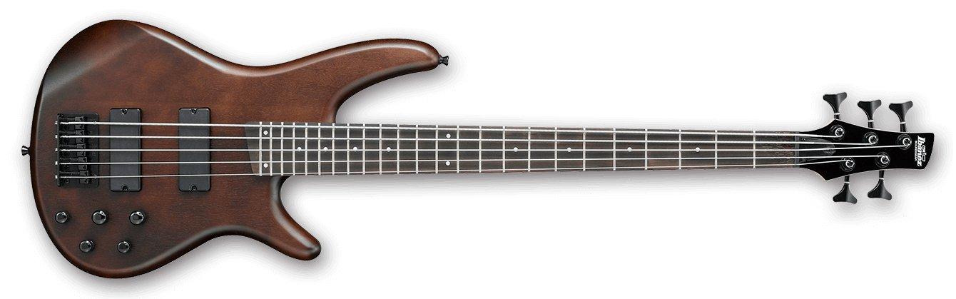 c9c56152eca8a Bajo Electrico Ibanez 5 Cuerdas Nogal GSR255B-WNF  Amazon.com.mx   Instrumentos Musicales