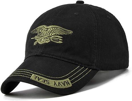 YPORE Navy Seals Gorras De Béisbol Fuerzas Especiales Gorras ...