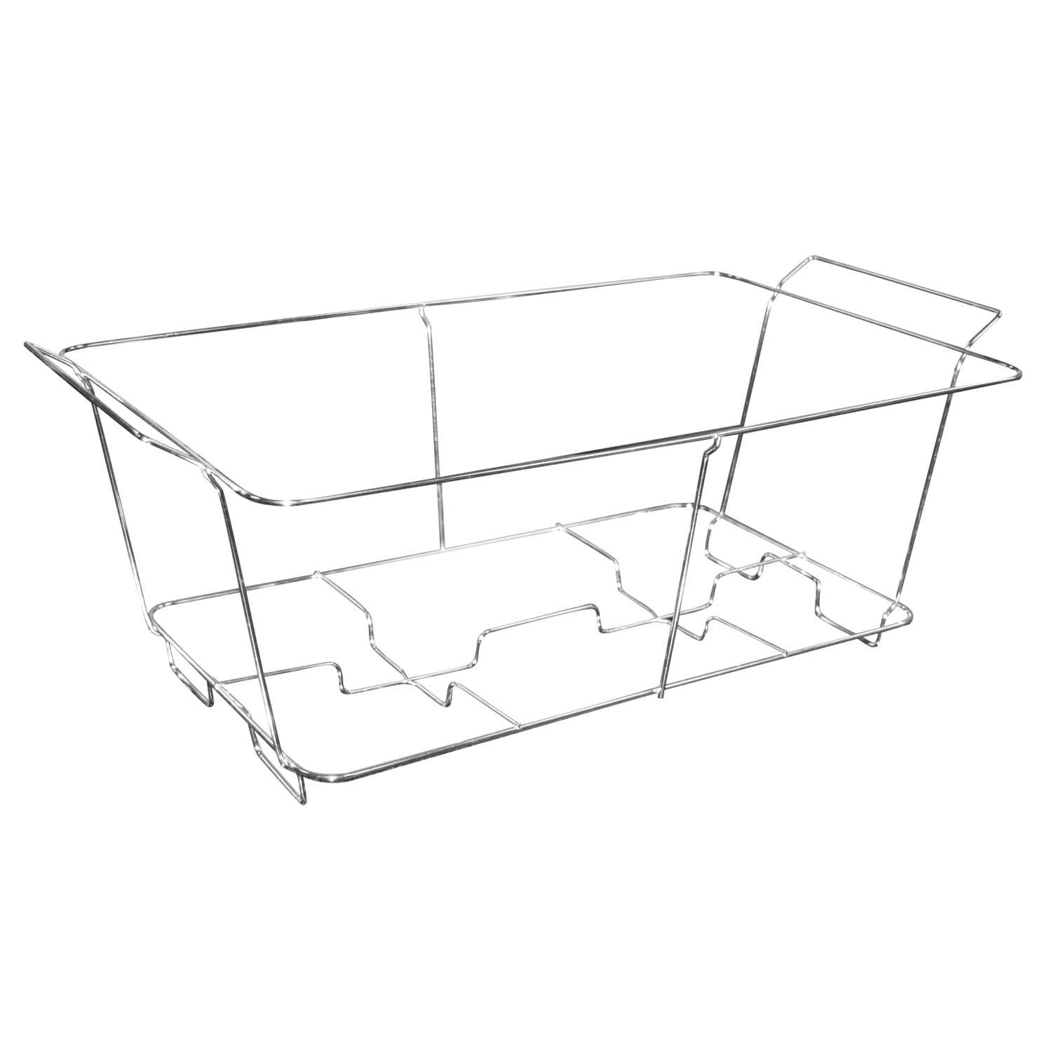 Party Essentials Deluxe Heavy Duty Full Size Chafing Rack (Case of 12)
