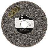 Scotch-Brite(TM) Multi-Finishing Wheel, Silicon Carbide, 6000 rpm, 6 Diameter x 2 Width, 1 Arbor, 2S Fine Grit  (Pack of 2)