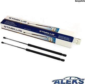 2x STABILUS 5724ZW LIFT-O-MAT GASFEDER HECKKLAPPE