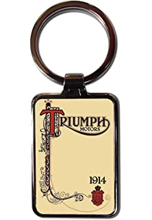 Llaveros - Triumph, UK, para motocicletas, motos, coches ...