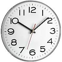 TFA TFA60.3017 Duvar Saati, Beyaz