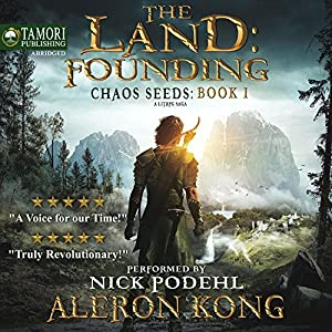 The Land: Founding: A LitRPG Saga Hörbuch