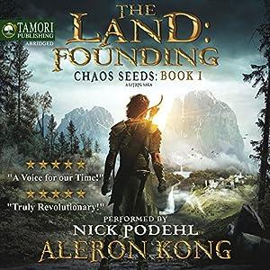 The Land: Founding: A LitRPG Saga Audiobook