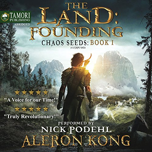 The Land: Founding Audiobook by Aleron Kong [Free Download] thumbnail