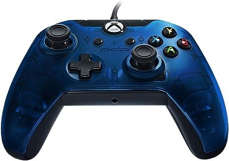 PDP - Mando Licenciado Nueva, Color Azul (Xbox One): Amazon.es: Videojuegos