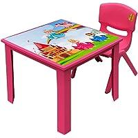 Çocuk Masa Sandalye Takımı Desenli H50