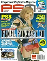 PSM Independent Playstation Magazine #115 October 2006 (Final Fantasy XII)