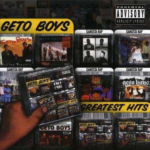 Resultado de imagen para Geto Boys - Greatest Hits