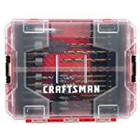 Deals on Craftsman Drill Bit Set 60 Pieces Cmaf1260