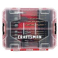 Craftsman Drill Bit Set 60 Pieces Cmaf1260