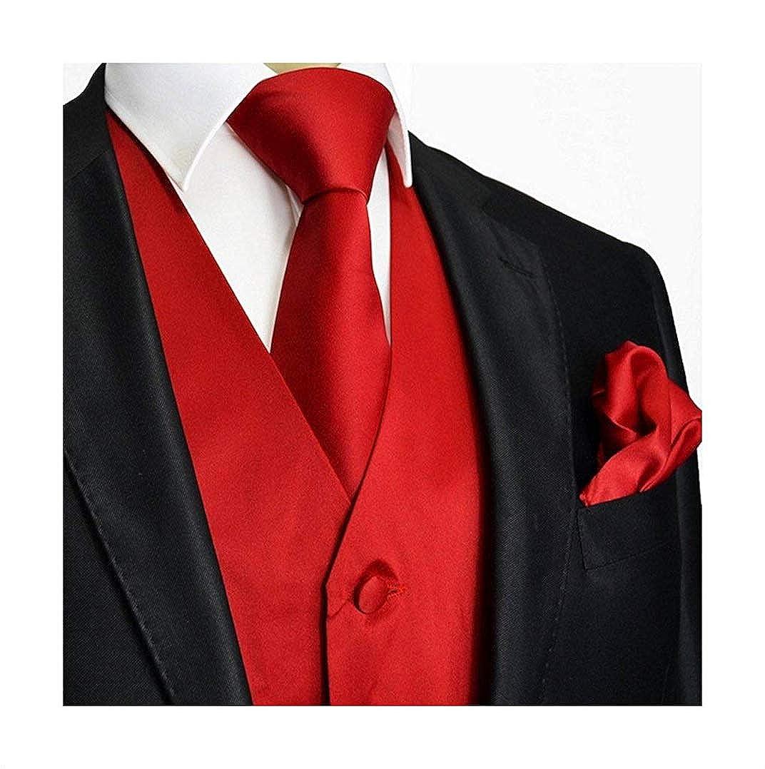Amazon.com: Paisley - Conjunto de chaleco, corbata y pañuelo ...