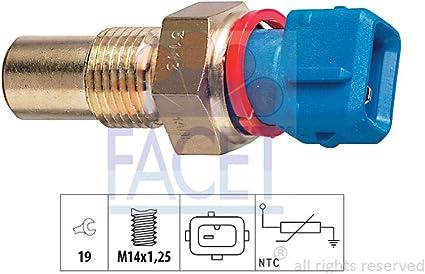 refrigerante Facet 7.3159 Sensor temp