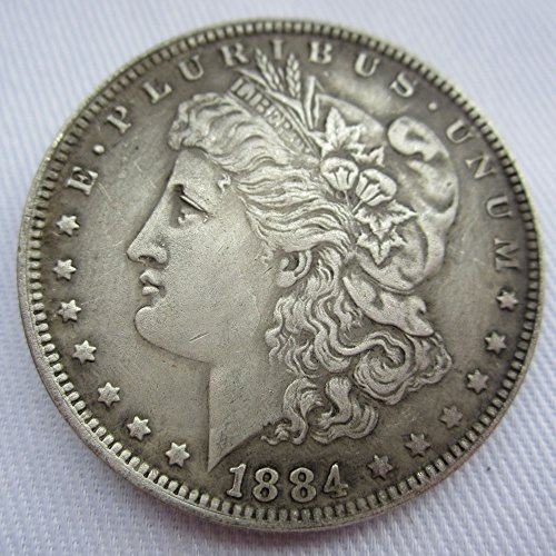 1884 USA Morgan Dollar coins COPY 1884 Dollar Coin