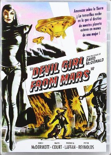 Devil Girl From Mars [Francia] [DVD] | utensilioshogar.es