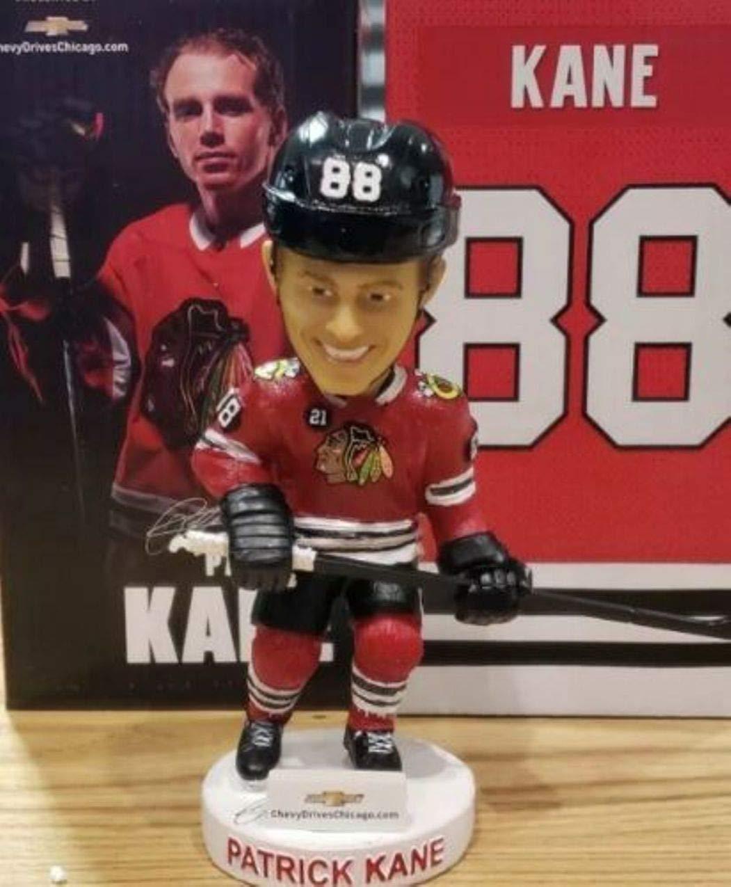 2019 Chicago Blackhawks Patrick Kane Bobblehead SGA 1-22-19 Brand New in Box!