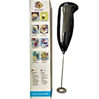 PRO365 Mini Cold Hot Coffee,Lemonade, Sharbat,Lassi Frother (Black)