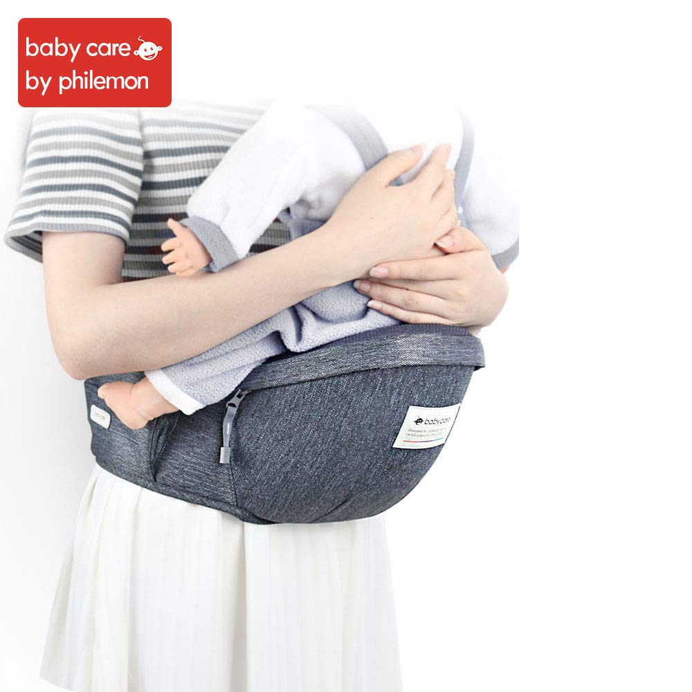 Amazon.com: ZOZO Babycare - Mochila portabebés para cadera ...