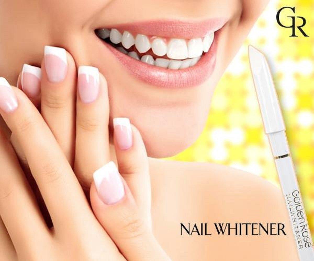 Amazon.com : Golden Rose Nail Whitening Pencil : Beauty