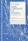 img - for Basic Concepts of Poetics (Penn State Series in German Literature) book / textbook / text book
