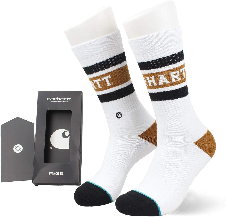 Stance X Carhart All Season Men's Boot Crew Socks