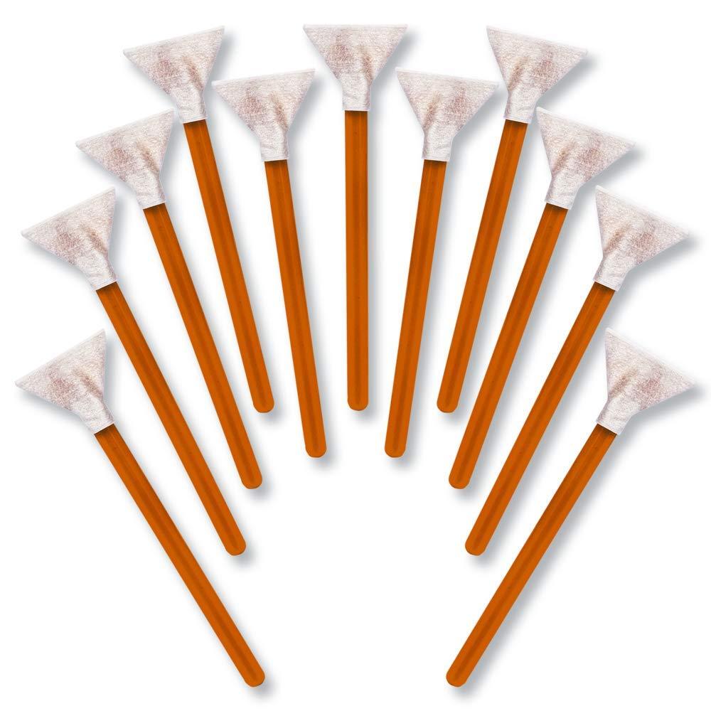 Sensor cleaning swabs DHAP Orange medium format 30-33 mm (12 per pack) by VisibleDust