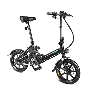 Starmood Freno de Disco Plegable Doble de la Bicicleta Plegable ...